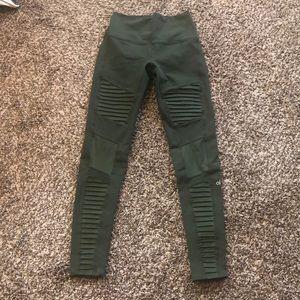 ALO Yoga Pants & Jumpsuits - Alo Moto High Rise